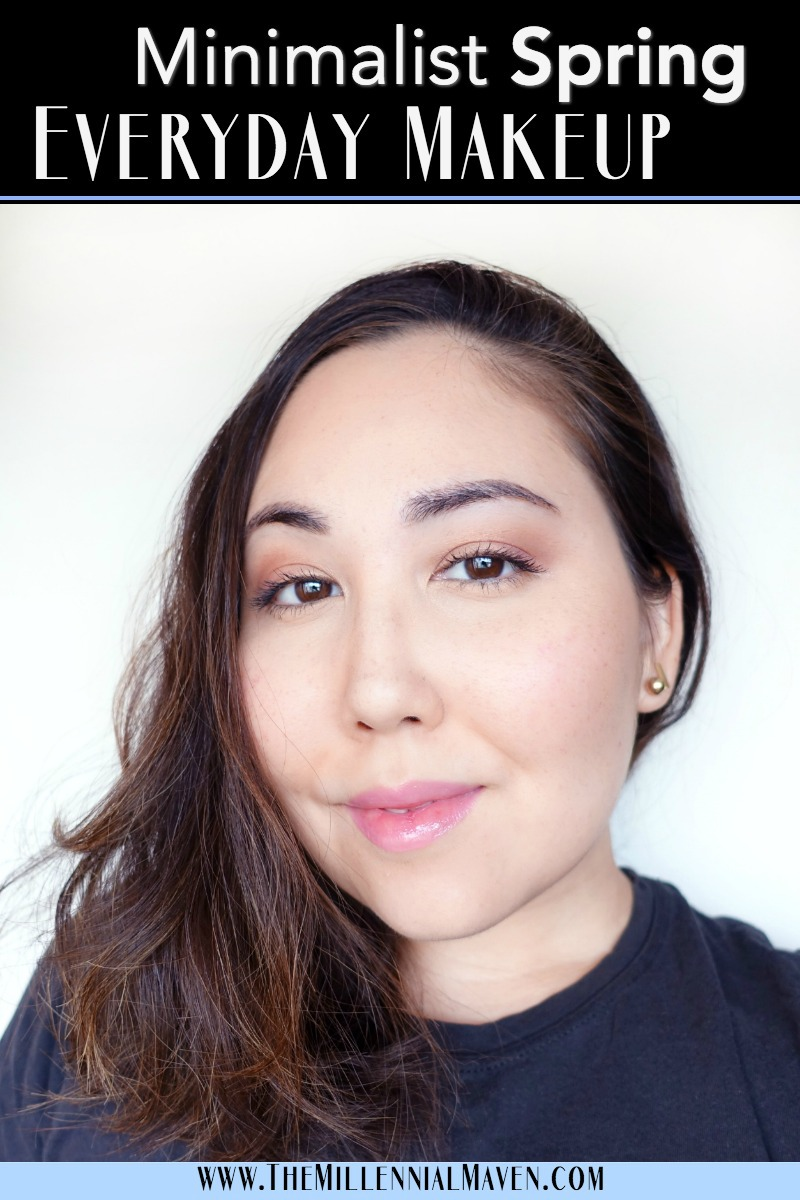 NEW Spring Minimalist Makeup Routine for Everyday!
